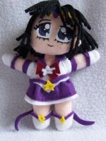 Sailor Saturn Doll. by AshFantastic