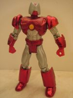 THE FUTURE IS IRON MAN by efrece