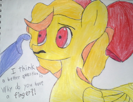 Why?!!! by SparksSpectre