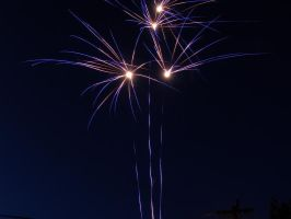 Fireworks by lsax001