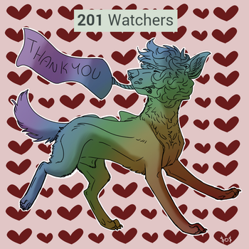 Thank You! {200 Watchers} by typicaIdoq
