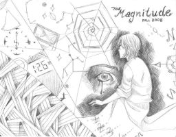 Magnitude Cover Fall 2008 by Minuiko