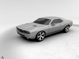 Dodge Challenger 2 by DaBanch