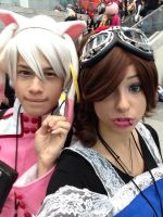 NYCC2014: selfie by DifferentWaysToCry