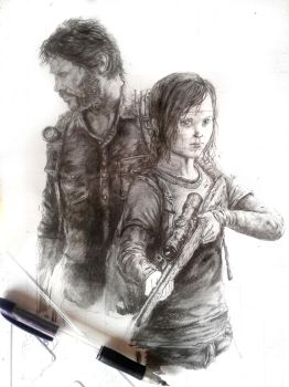 THE LAST OF US by Hranostaj