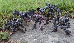 Age of Extinction Dinobots by Unicron9