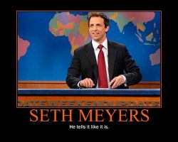 Seth Meyers Motivational by R5-S8