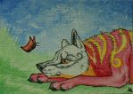 Summer day ACEO by MayaWolf13