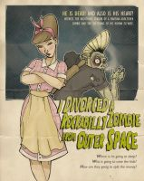 I Divorced a Rockabilly Zombie by paulorocker