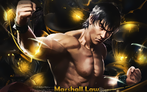 Marshall Law by Xpade