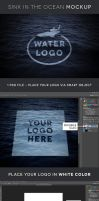 Sink into the Ocean MockUp by luuqas