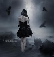 The Valley of the Shadow of Death by michelle--renee