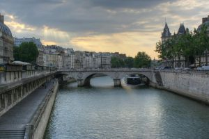 Paris HDR by zemrude