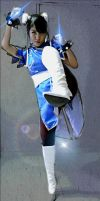 Chun-Li mode activated! (Edited version) by krymsinthe