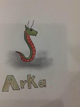 Arka by MyDrawings-MMBR