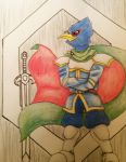 The Hero King Falco by SoapManpv