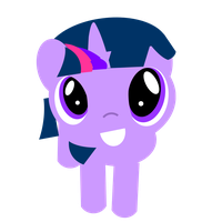 Twilight Sparkle from My little pony by Undeaddemon4