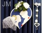 Wedding Decorations by jolabrodnica
