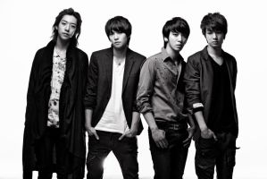 CNblue by AndyAndreutZZa