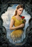 Emma Watson as Belle in Beauty and the Beast by Artlover67