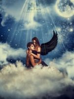 Heavenly love by TinaLouiseUk