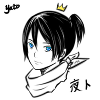 Yato, the Stray God by Kohaya7Kae-13