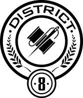 District 8 Seal by trebory6