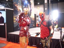 And What Do You Mean I'm Still Not An Avenger? by Darth-Slayer