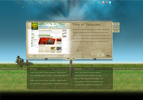 Magic Themes Design Template 2 by rp-designs