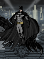 Batman by vindications