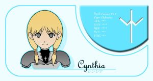 Cynthia Card by niwre-san