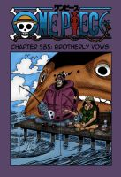 One Piece 585: Cover by MissLuena