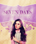 Seven Days of Dreaming by Evey-V
