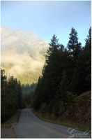 Drive: Canmore by ThisWomanWanders