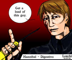 Cannibal puns by Loxchi