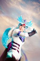 i11GO - Goddess of the Vacant Skies Athena by Miyukiko