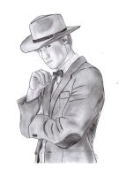 Eleventh Doctor by Hyper-Aggie42