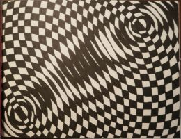 Checkered Loops by SlugSlimes