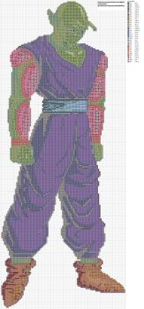 Piccolo, large by carand88