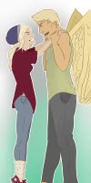 You're Tall... by Beere-Jade