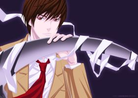Yagami Light by KSei