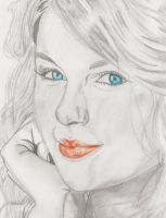 Taylor Swift by EdwouldZilla