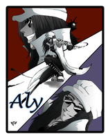 Inky Aly by Lunore