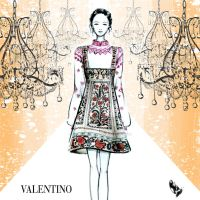 Valentino SS15 Haute Couture by eightzerooneeight
