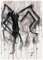 Slenderman II by StefaniaRusso