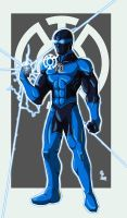 Blue Lantern by HatakeK