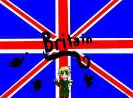 Britain Pride by OhonhonhonFrance