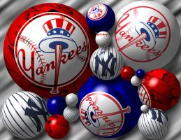 New York Yankees by Real-Mahan2010