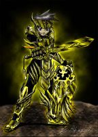 armor of God by Evilhazard by rowell-cruz