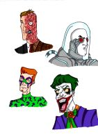 Batman Animated Part 3 by Comicbookguy54321